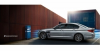 BMW 530e iPerformance ������ �� 100 ���������� 2 ����� �������