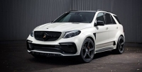 ���������� ������ �������� ���������������� Mercedes-Benz GLE 63