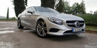 Mercedes-Benz �������� S-Class Coupe ��-�� ������� � �������� �������