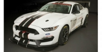 Ford показал гоночное купе Mustang Shelby FP350S
