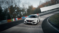 Honda Civic Type R установил новый рекорд круга на Нюрбургринге