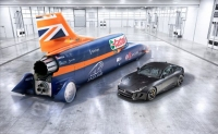 Начинаются испытания сверхскоростного болида Bloodhound SSC