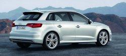 Показан новый пятидверный Audi A3