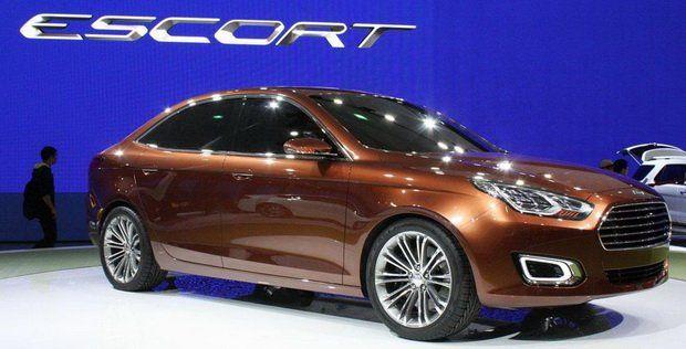 ford escort нового поколения