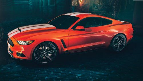 ����� Ford Mustang �������� � ������ ��� � ��������� ����