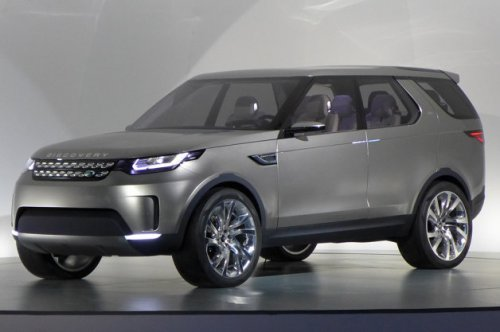 Land Rover Discovery Sport ����� ������������� � ��������