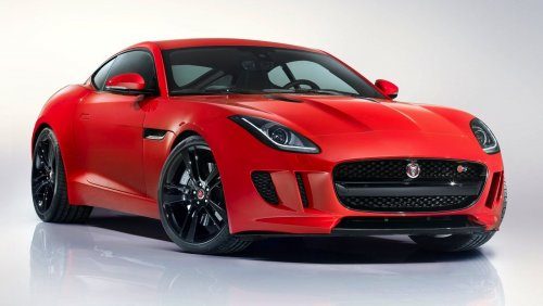 Jaguar F-Type ������� ������������ �����������