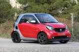 ����� Smart ForTwo Brabus ������� ��� ���������