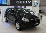 �� ��������� �� �������� Geely Emgrand X7