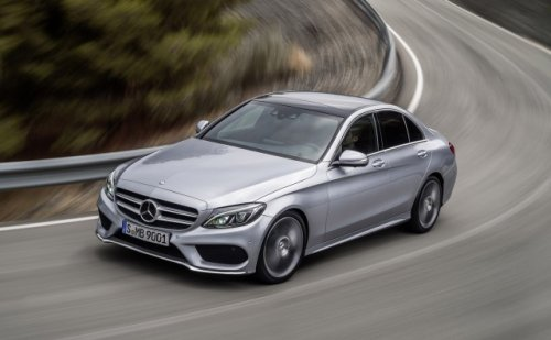 � �������� ����������� ��������� Mercedes-Benz C350 plug-in Hybrid