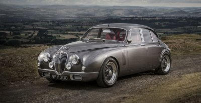 �������� Jaguar Mark 2 ��������� � ������������� ������������