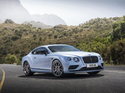 Bentley обновила две модели Continental GT и Flying Spur