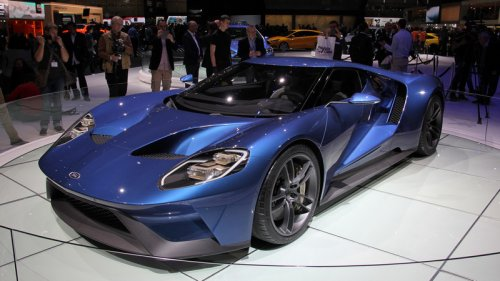 ���� Ford GT � ���������� ��������� ����� 600 �.c. �������� $400 000