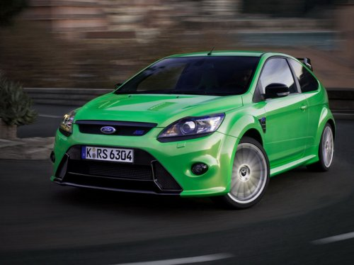 ����� Ford Focus RS ������� ����� ������ ���������