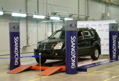 Sollers ���������� ���������� ���������� ����� SsangYong �� ������