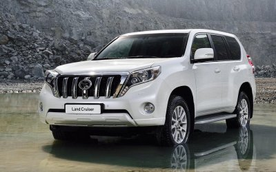 Toyota ������������ ���������� ������������ ������������ Land Cruiser 200