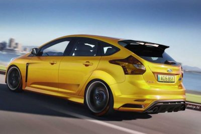 ������������ ������ ��� ������ ������� Ford Focus RS
