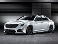Hennessey ������� Cadillac CTS-V ����� ������� � ���� �������