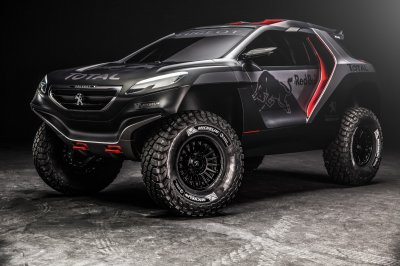 Peugeot 2008 DKR готов к ралли «Дакар 2015»