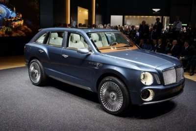 � ������ ��������� ����� ������� �� ����� ��������� Bentayga �� Bentley