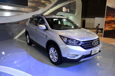 � ������ Dongfeng ������� �������� �������� ���������� AX7