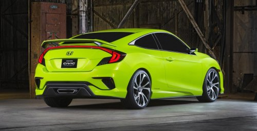 Новая генерация Honda Civic выйдет в версии Type S