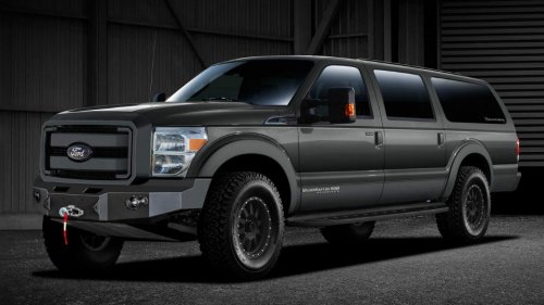 ����������� 650-������� Ford F-250 �� ������-������ Hennessey