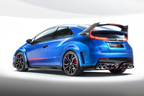 ������������ ������ ��������� Honda Civic Type R ���������� � ��������������