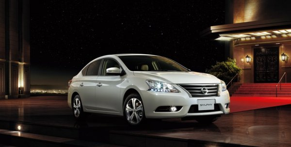 � ������ ���������� ������� ������������ Nissan Sylphy (Sentra) S Touring
