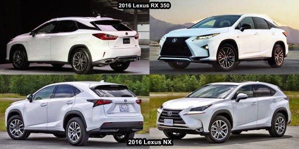 lexus vs lexus