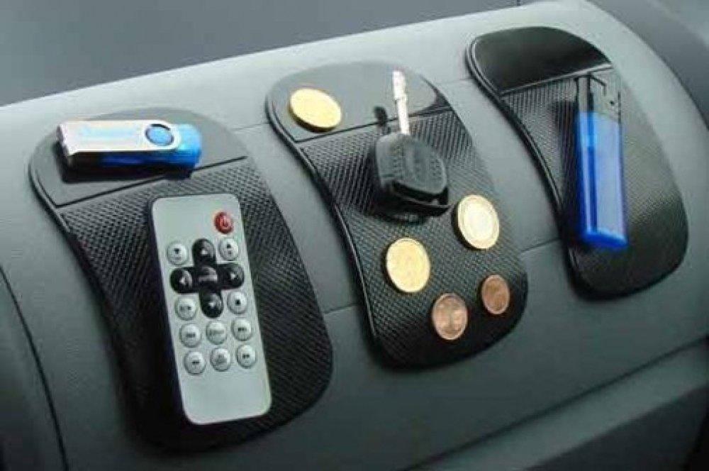 Антискользящий коврик для авто - Коврик для телефона в машину
