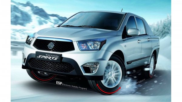 ��������� SsangYong Actyon ������� ����� ��������� ���������