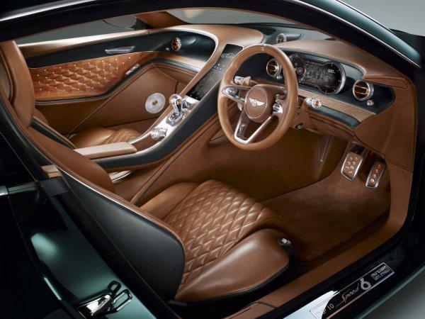 Bentley Barnato назвали в честь бывшего главы компании Вульфа Барнато