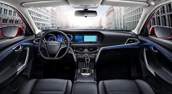 Облик и интерьер кросс-купе Venucia T90 рассекречена официально