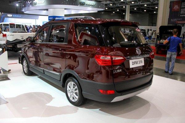 Компакт Dongfeng 370 Glory начнут продавать в России