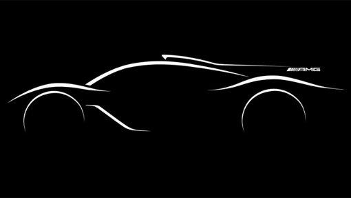 Mercedes-Benz разработает гиперкар AMG