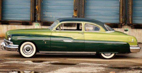 Купе Lincoln Lido, доработанное Джорджом Баррисом, оценили в $ 50 000