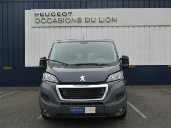 Peugeot Boxer получил новый двигатель
