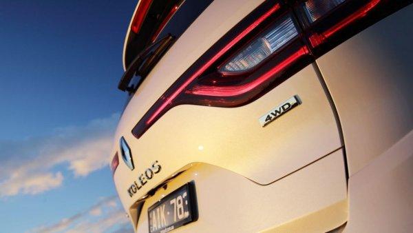 Французы представили новый кроссовер: Обзор Renault Koleos 2016