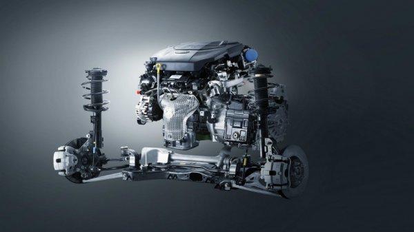 Kia поделилась данными о новом 8-ступенчатом «автомате»