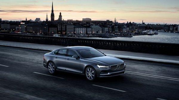 Автомобили Volvo в России получили дополнительный год гарантии