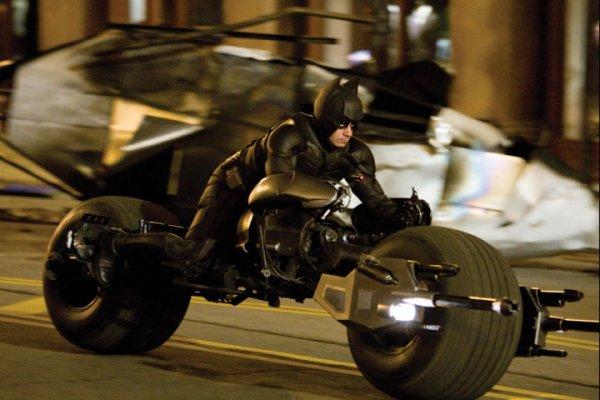 На аукцион выставлен мотоцикл Бэтмена Badpod из фильма «Темный рыцарь»
