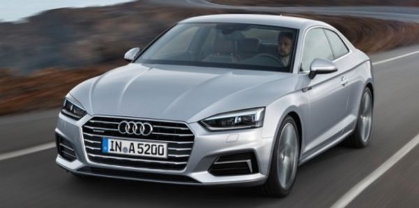 Появились официальные рендеры Audi A5 Sportback 2018