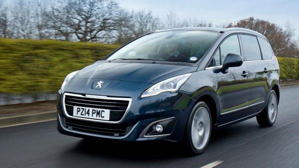 Peugeot заочно представила 7-местный кроссовер 5008