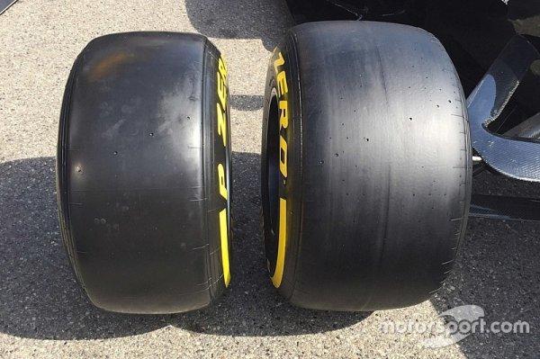 Команда Mercedes начала тестировать новые шины Pirelli для «Формулы-1»