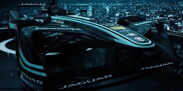 Представлен состав Jaguar Panasonic Racing для участия в Formula E