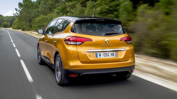 Французы выпустили долгожданное обновление: Обзор Renault Scenic 2016