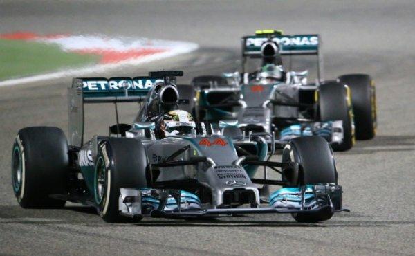 Mercedes скептически оценивает шансы на победу в Гран При Сингапура