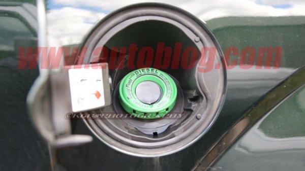 Фотошпионы «поймали» дизельный Ford F-150