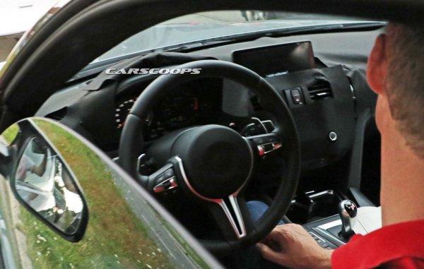 Обновлённую BMW M4 оснастят созданными под вдохновением от GTS запчастями